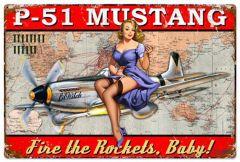 P-51 Mustang XL