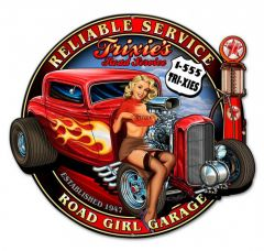 Trixie's - Road Girl Garage