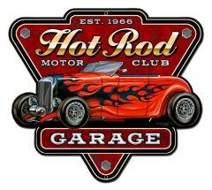Hot Rod Garage - Motor Club