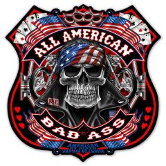 All American Bad Ass - XL