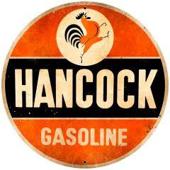 Hancock Gasoline - Old School - Rond XXL