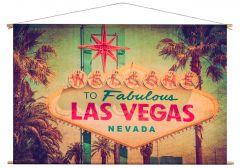 Wanddoek - Las Vegas