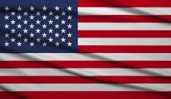 Vlag - USA Verenigde Staten