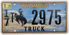 Wyoming - Landscape