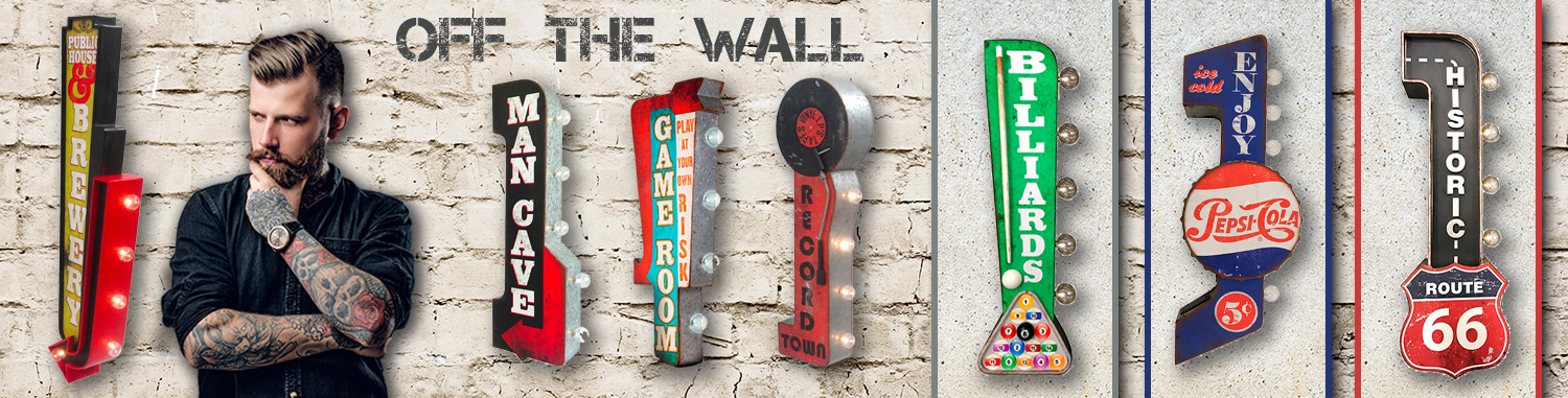 Off the Wall Signs