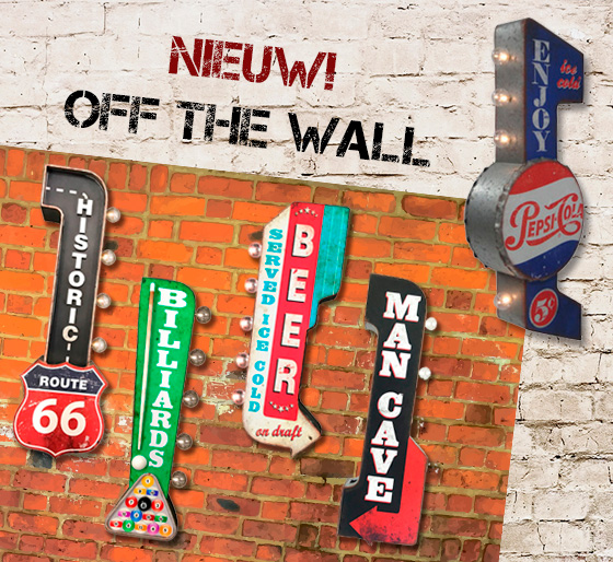 Off the Wall - Led Signs