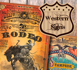 Western Signs