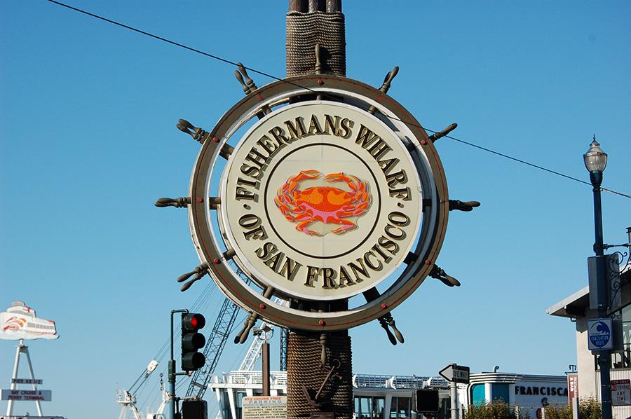 Fisherman's Warf in San Francisco